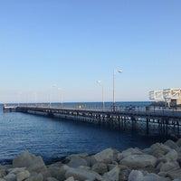 Photo taken at Limassol Marina by Dmitry on 7/3/2013