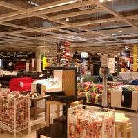 Photo taken at IKEA by Tomáš B. on 10/14/2012