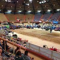 Photo taken at Freeman Coliseum by rq on 11/11/2012