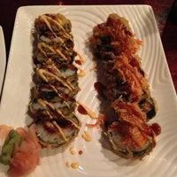 Photo taken at Sake Cafe by rq on 11/10/2012