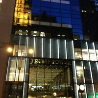 Photo taken at Trump Tower by Viktor S. on 2/11/2013