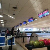 Photo taken at Holiday Bowl by Lhay on 6/26/2014