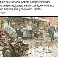 Photo taken at ADEMLER OTOMOTİV by FEHMİ on 12/17/2016