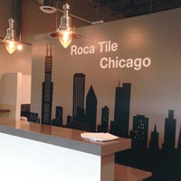 photo taken at roca tile showroom by cristina d on