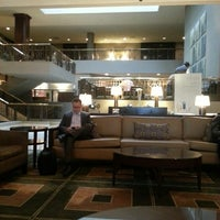 Photo taken at The Westin Toronto Airport by Oleg S. on 4/24/2013