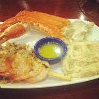 Photo taken at Red Lobster by Karmaz on 12/14/2012