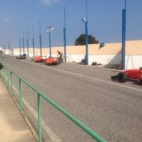 Photo taken at Circuit De Calafat by ᗩlex ♔ Ḿ. on 3/16/2015