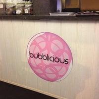 Photo taken at Bubblicious by Farida Kamal on 11/13/2012
