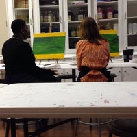 Photo taken at Painting with a Twist by Co'Meshia on 5/9/2014