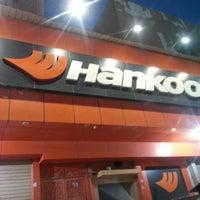 Photo taken at Hankook Main Shop by Kamal S. on 8/26/2013