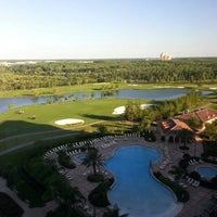 Photo taken at Rosen Shingle Creek Hotel by Jon L. on 5/6/2013