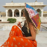 Photo taken at Agra by Sonia P. on 4/20/2017
