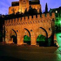 Foto scattata a Fontebranda da Terre di Siena il 9/17/2012
