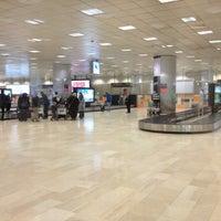 Photo taken at Domestic Terminal Arrival by Enver Safak on 1/26/2013