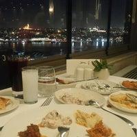 12/15/2017 tarihinde Yakup Z.ziyaretçi tarafından Hamdi Restaurant'de çekilen fotoğraf