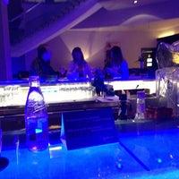 Photo taken at Blå Lounge Bar by Michael 💀 P. on 3/6/2013