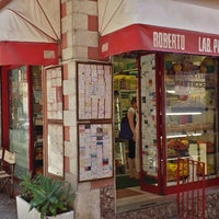 """Photo taken at Roberto Pasticceria """"L'angolo"""" by Emanuele M. on 8/8/2013"""