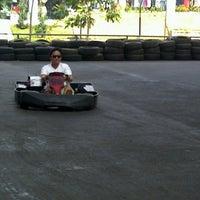 Photo taken at Kampung Gajah Wonderland by Setiawan I. on 10/21/2012