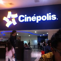 Photo taken at Cinépolis by Stephanie S. on 10/14/2012