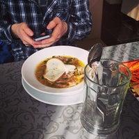 Photo taken at Буффет (городское кафе) by Yuliya on 4/19/2014