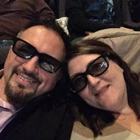 Photo taken at Cinemark Theaters by John B. on 12/19/2015