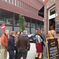 Photo taken at Frietcultuur by Dirk V. on 9/28/2012