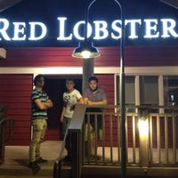 Photo taken at Red Lobster by Dirk V. on 10/21/2012