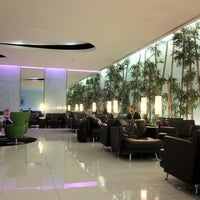 Photo taken at Lounge ANA by Dirk V. on 11/26/2012