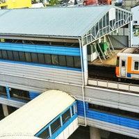 Photo taken at Osakako Station (C11) by Charlie B. on 10/9/2012