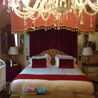 Photo taken at The St. Regis Florence by Keith E. on 4/30/2013