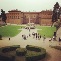 Photo taken at Pitti Palace by Keith E. on 5/1/2013