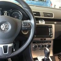 Photo taken at Volkswagen ТрансТехСервис by Levon on 4/16/2013