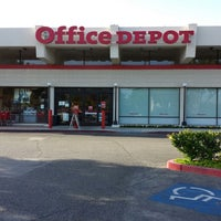 Photo taken at Office Depot by Ben J. D. on 5/26/2013