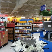 Photo taken at Walmart Supercenter by Ben J. D. on 12/12/2012