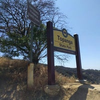Photo taken at Caballero Canyon Trail Access by Ben J. D. on 5/30/2016