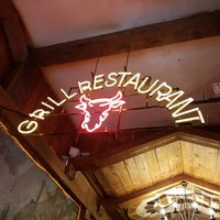 Photo taken at Restaurant Los Argentinos by Aleksandr S. on 6/2/2016