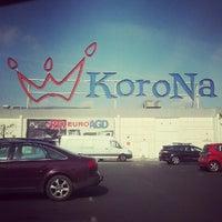 Photo taken at Korona by Maciej Z. on 10/3/2012