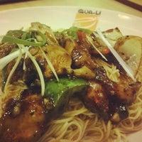 Photo taken at Qua-Li Noodle & Rice by Aris S. on 4/6/2014