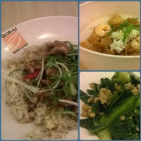 Photo taken at Qua-Li Noodle & Rice by Aris S. on 3/9/2014