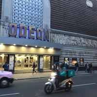 Photo taken at Odeon by Eugene on 10/25/2017