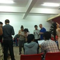 Photo taken at UCSI Vietnam by Sinh H. on 12/8/2012