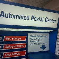 Photo taken at US Post Office by Travis C. on 3/18/2013