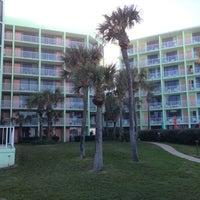 Photo taken at El Caribe Resort by Lauren V. on 1/29/2013