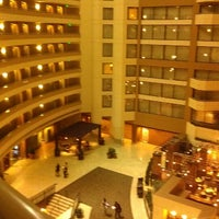 Photo taken at Sheraton Birmingham Hotel by Troy on 9/19/2013
