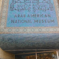 Photo taken at Arab American National Museum by Troy on 11/4/2013