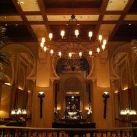 11/30/2012 tarihinde Abeer M.ziyaretçi tarafından One and Only Royal Mirage Resort'de çekilen fotoğraf