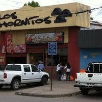 Photo taken at Pollos a las Brasas by Juan Z. on 12/1/2012