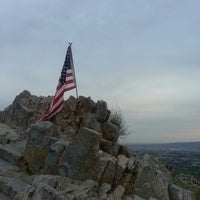 Photo taken at Piestewa Peak by Robyn H. on 4/5/2013