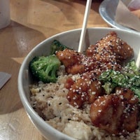 Photo taken at Tin Drum Asian Kitchen - The Collection at Forsyth by Allison K. on 11/24/2012