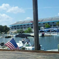 Photo taken at Shem Creek by only in r. on 9/22/2012